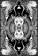 AD: Cheetah Playing Cards