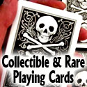 AD: Playing Cards For Sale