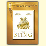 The Sting DVD