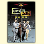 Guys & Dolls DVD (1955)
