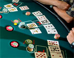 Pai Gow Card Switching